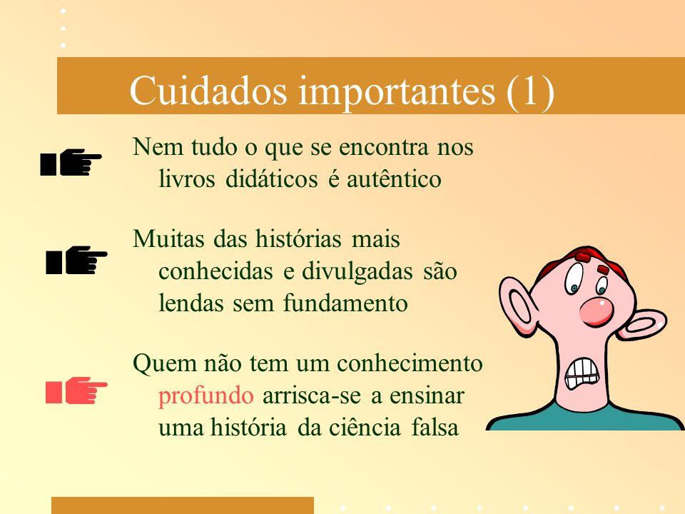 Cuidados importantes (1)