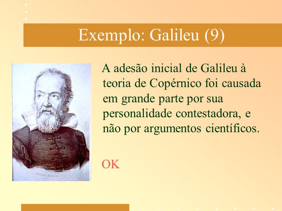 Exemplo: Galileu (9)
