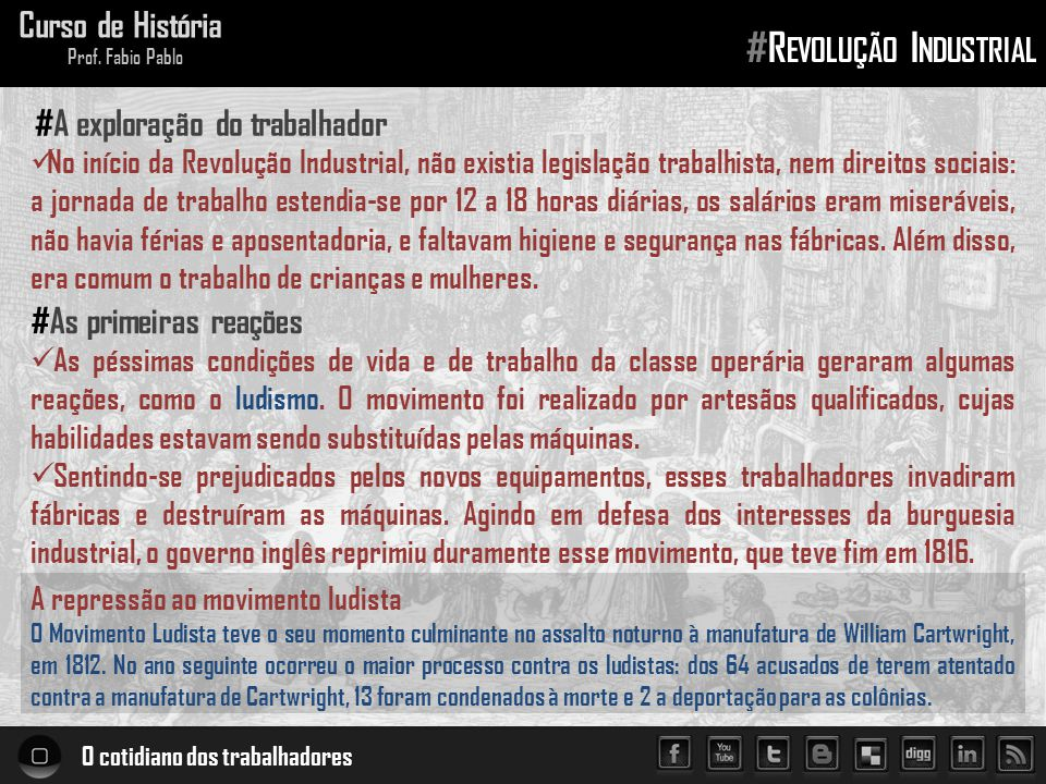 #Revolução Industrial
