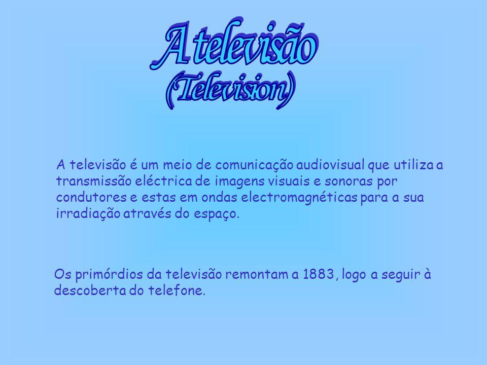 A televisão (Television)