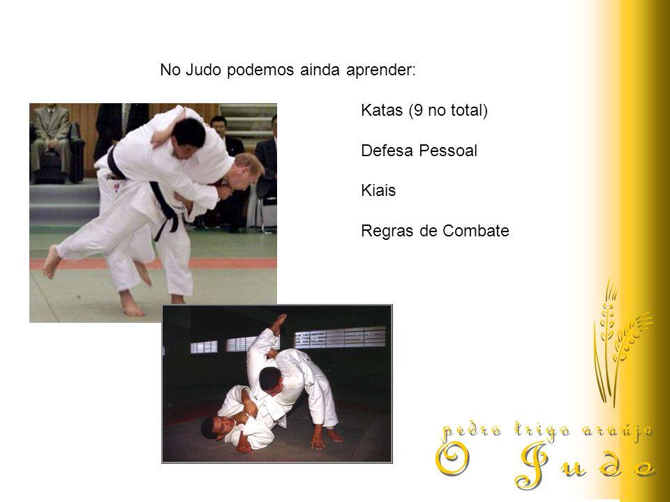 pedro trigo araújo O Judo No Judo podemos ainda aprender: