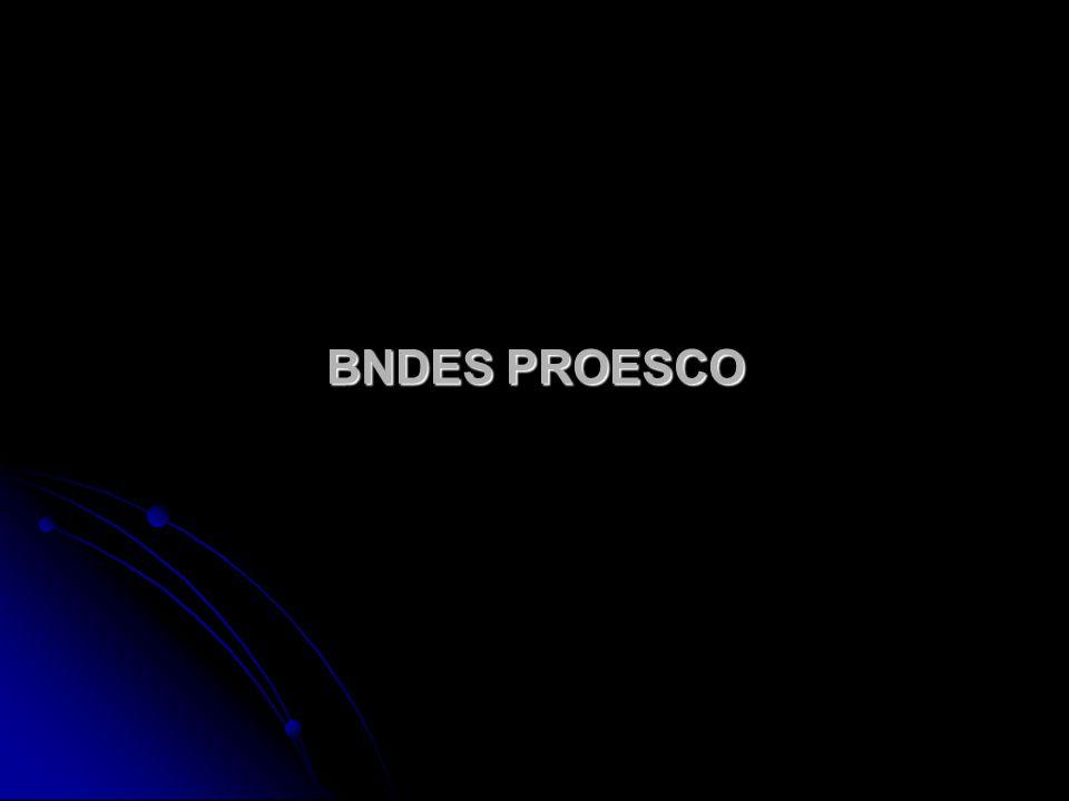 BNDES PROESCO