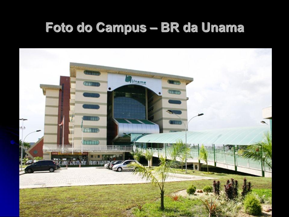 Foto do Campus – BR da Unama