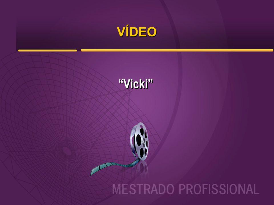 VÍDEO Vicki