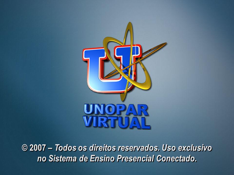 © 2007 – Todos os direitos reservados