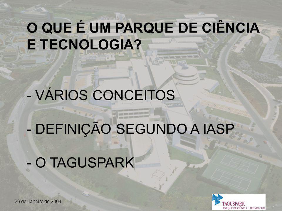 O QUE É UM PARQUE DE CIÊNCIA E TECNOLOGIA
