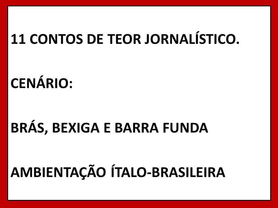 11 CONTOS DE TEOR JORNALÍSTICO