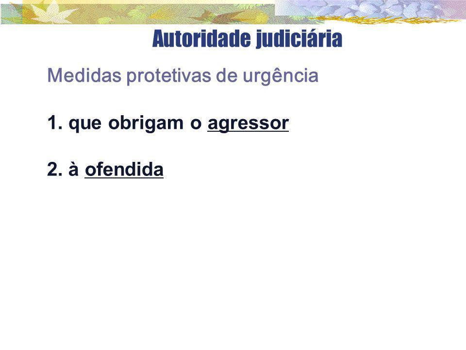 Autoridade judiciária
