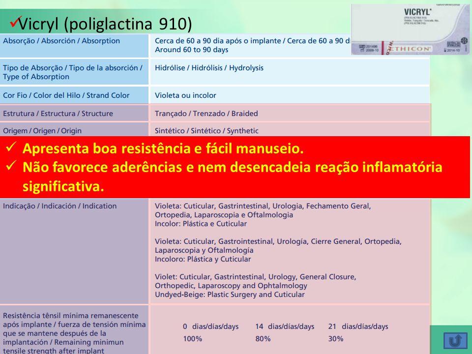 Vicryl (poliglactina 910)