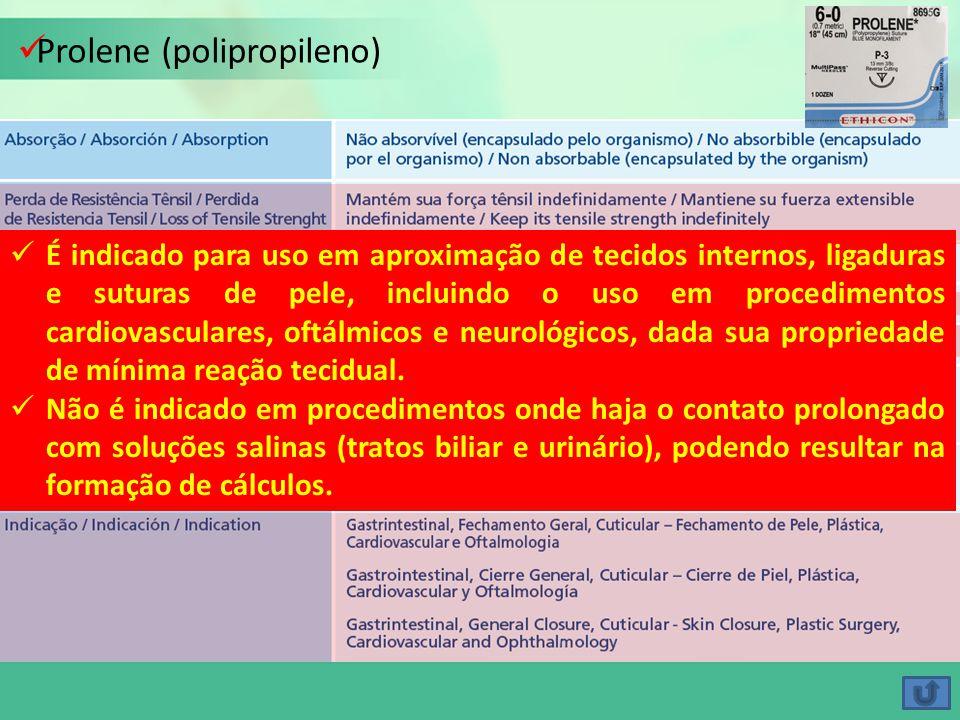Prolene (polipropileno)