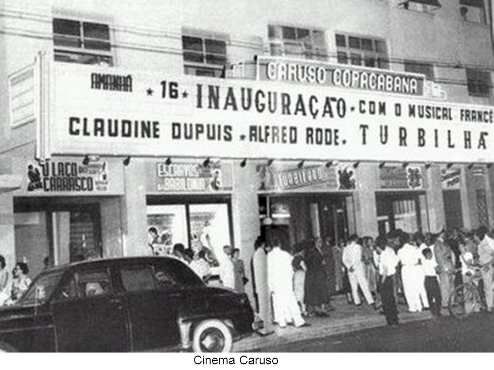 Cinema Caruso