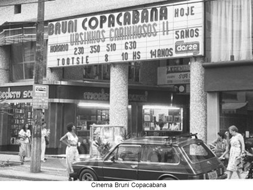 Cinema Bruni Copacabana