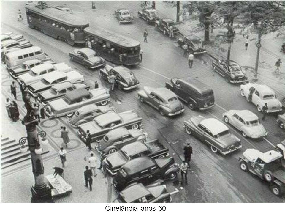 Cinelândia anos 60