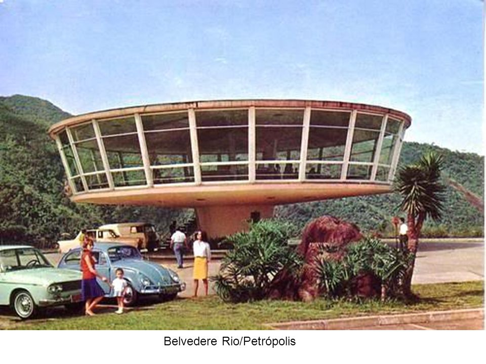 Belvedere Rio/Petrópolis