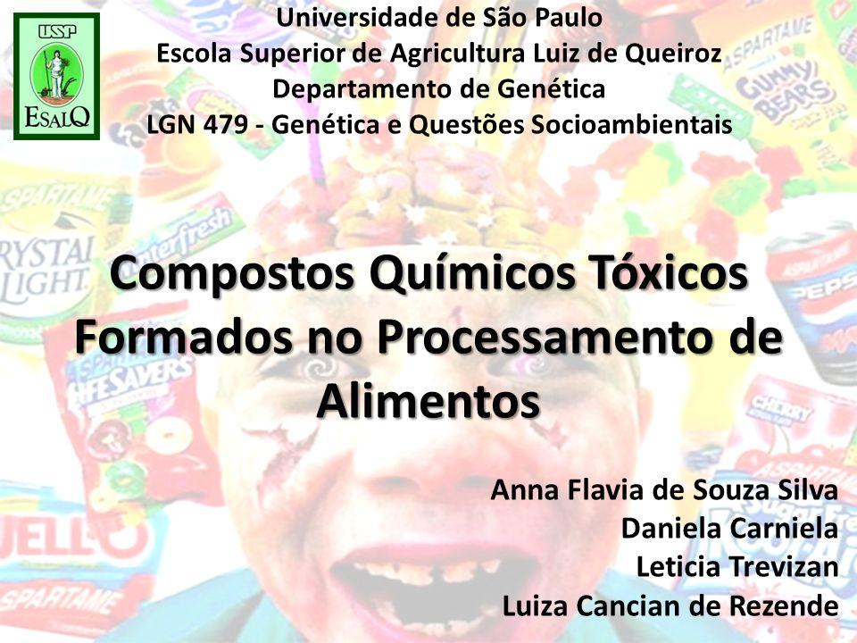 Compostos Químicos Tóxicos Formados no Processamento de Alimentos
