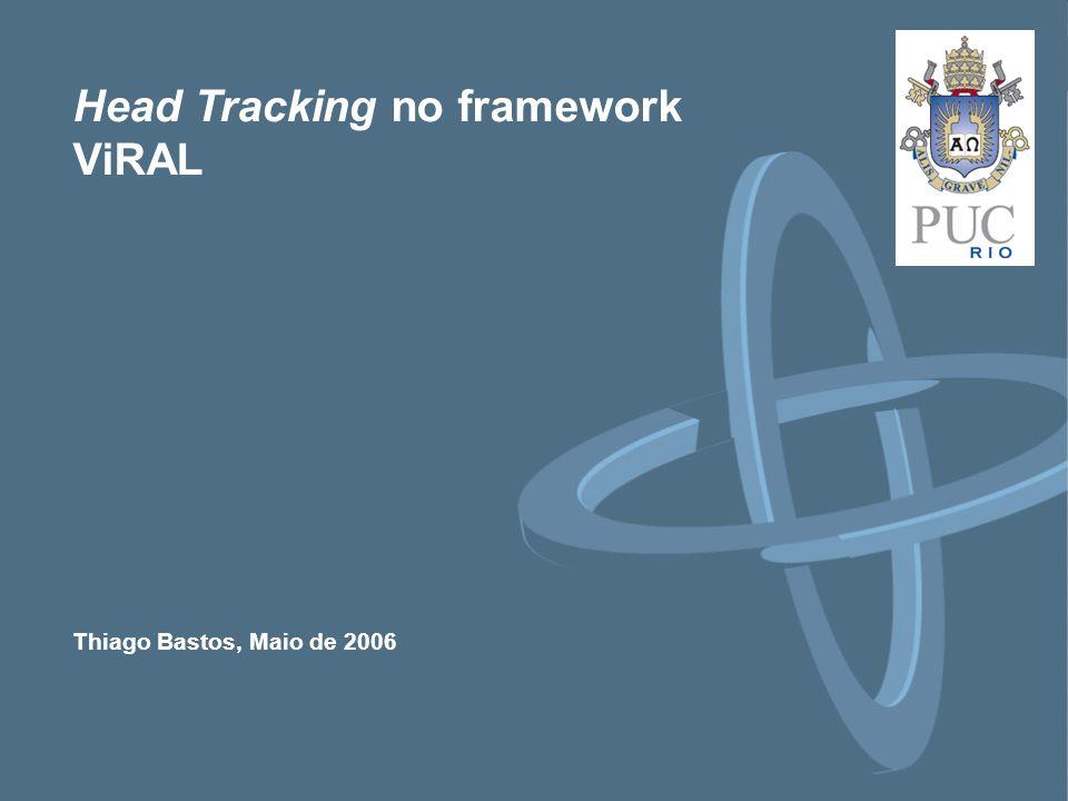 Head Tracking no framework ViRAL