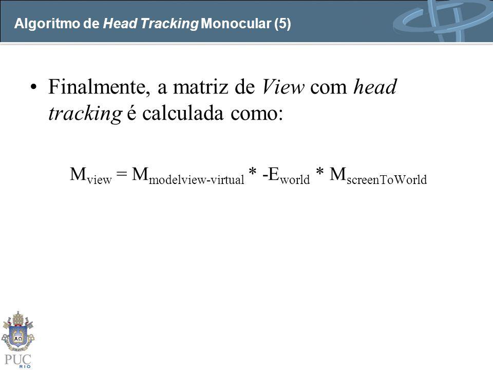 Algoritmo de Head Tracking Monocular (5)
