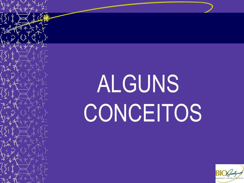 ALGUNS CONCEITOS