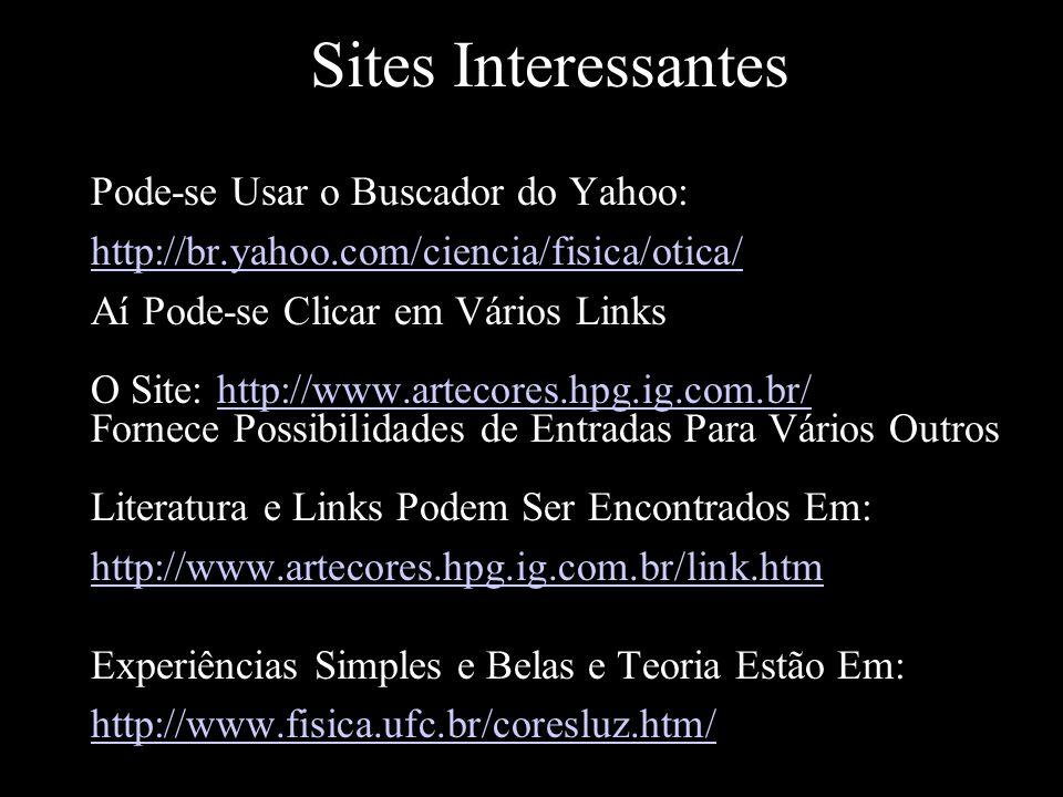 Sites Interessantes Pode-se Usar o Buscador do Yahoo: