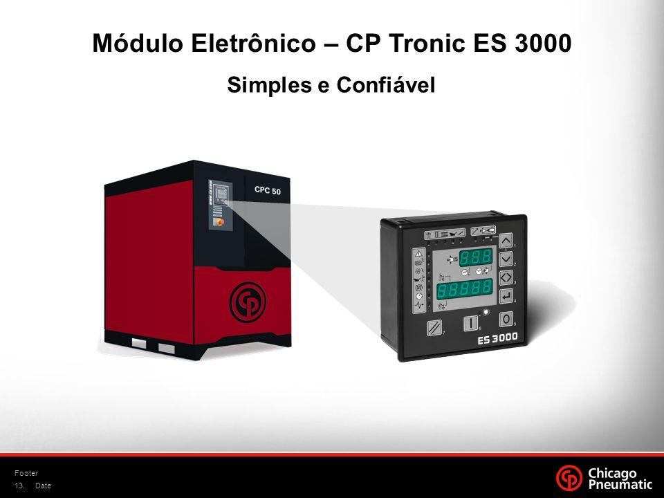 Módulo Eletrônico – CP Tronic ES 3000
