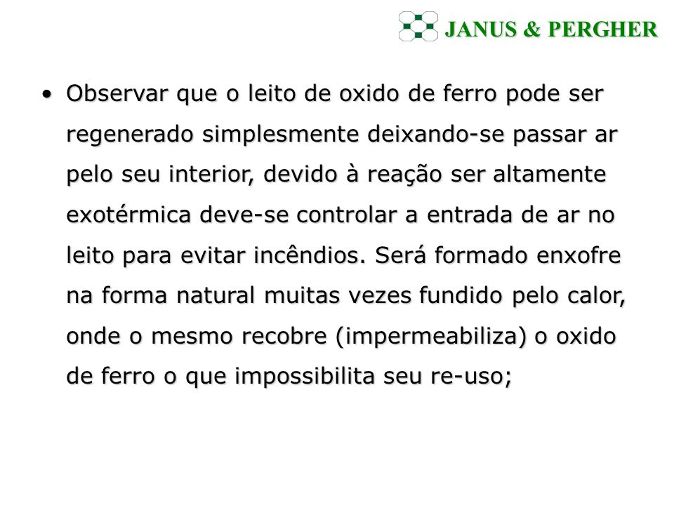 JANUS & PERGHER