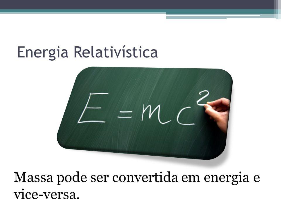Energia Relativística