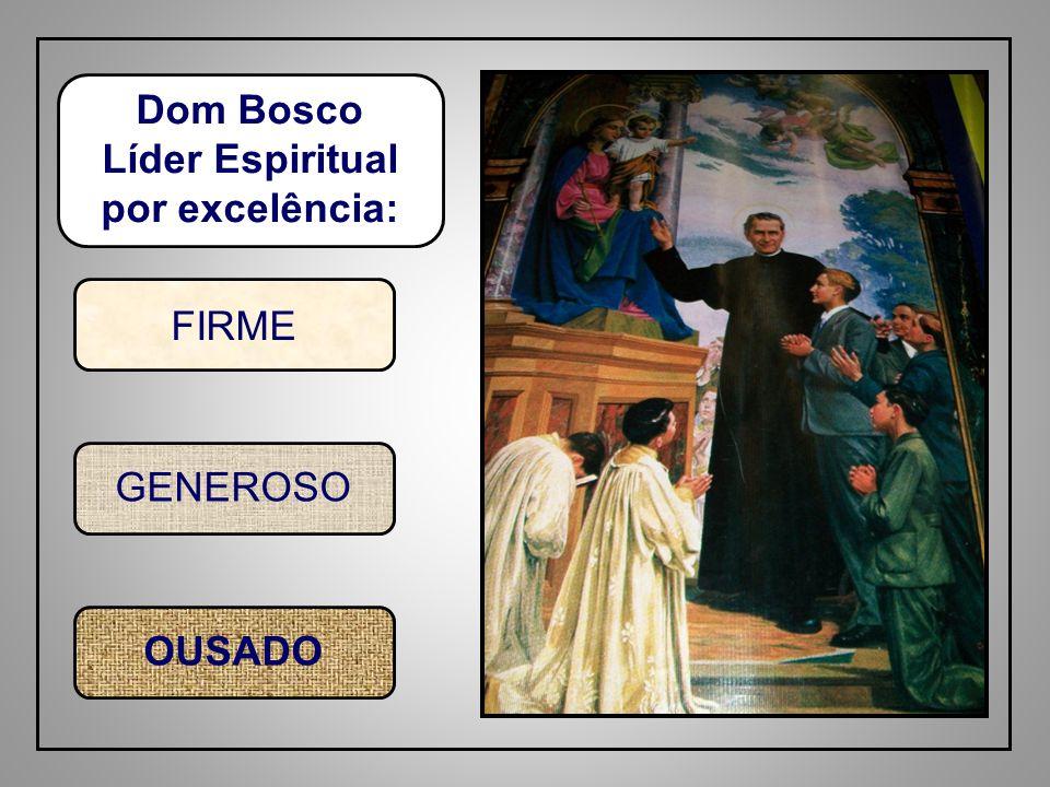 Líder Espiritual por excelência: