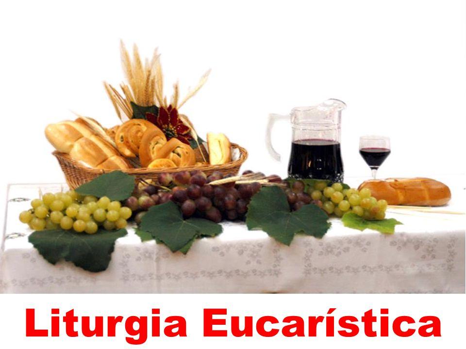 Liturgia Eucarística 162