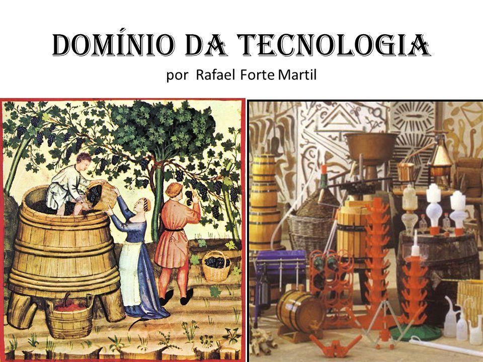 DOMÍNIO DA TECNOLOGIA por Rafael Forte Martil