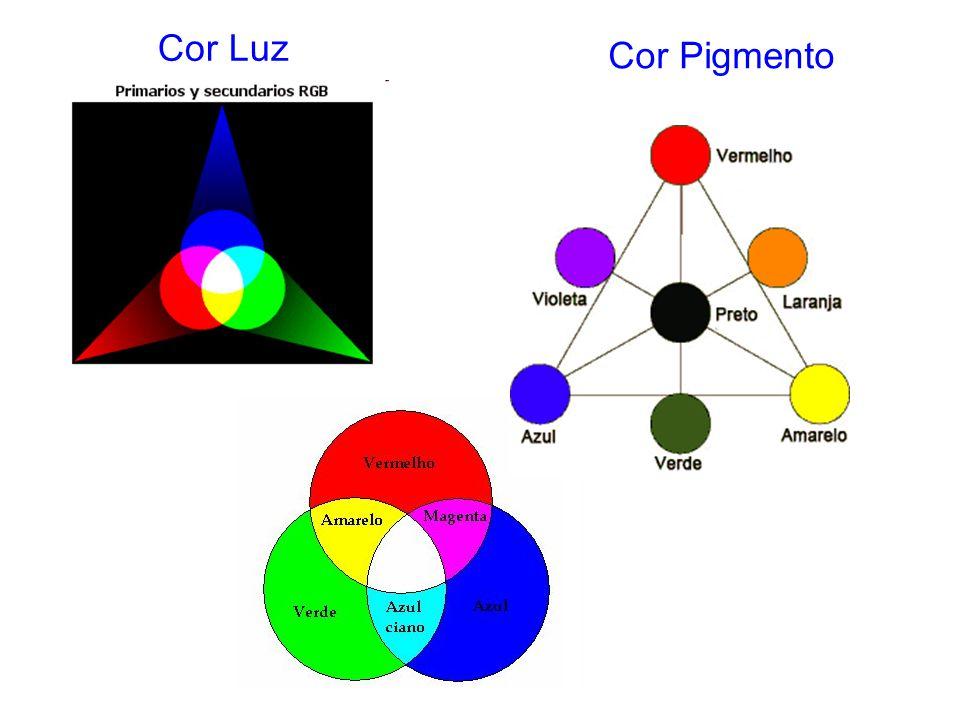 Cor Luz Cor Pigmento