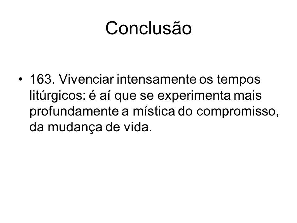 Conclusão 163.