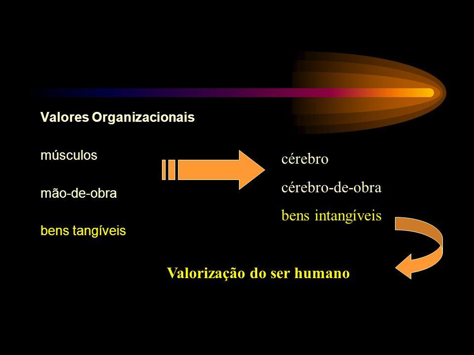 Valorização do ser humano