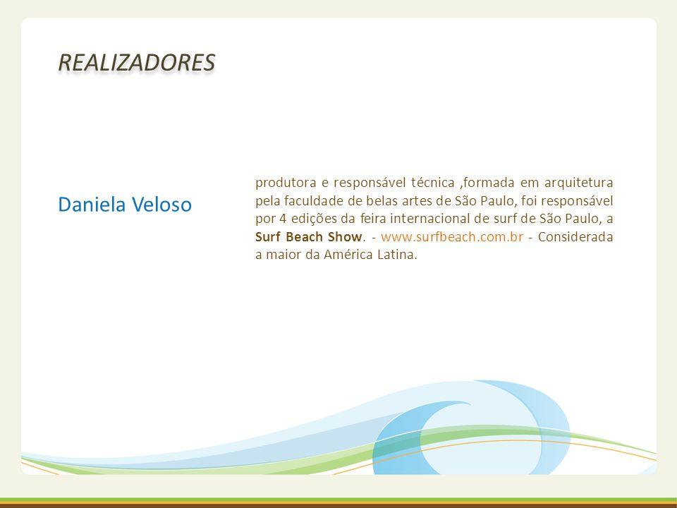 REALIZADORES Daniela Veloso