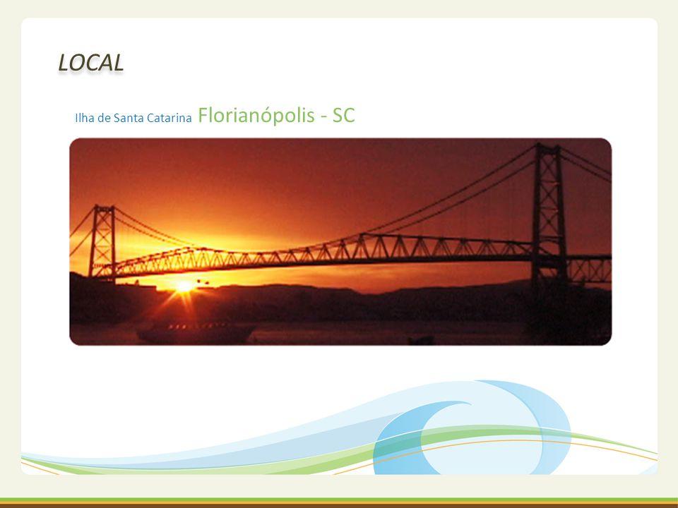 Ilha de Santa Catarina Florianópolis - SC
