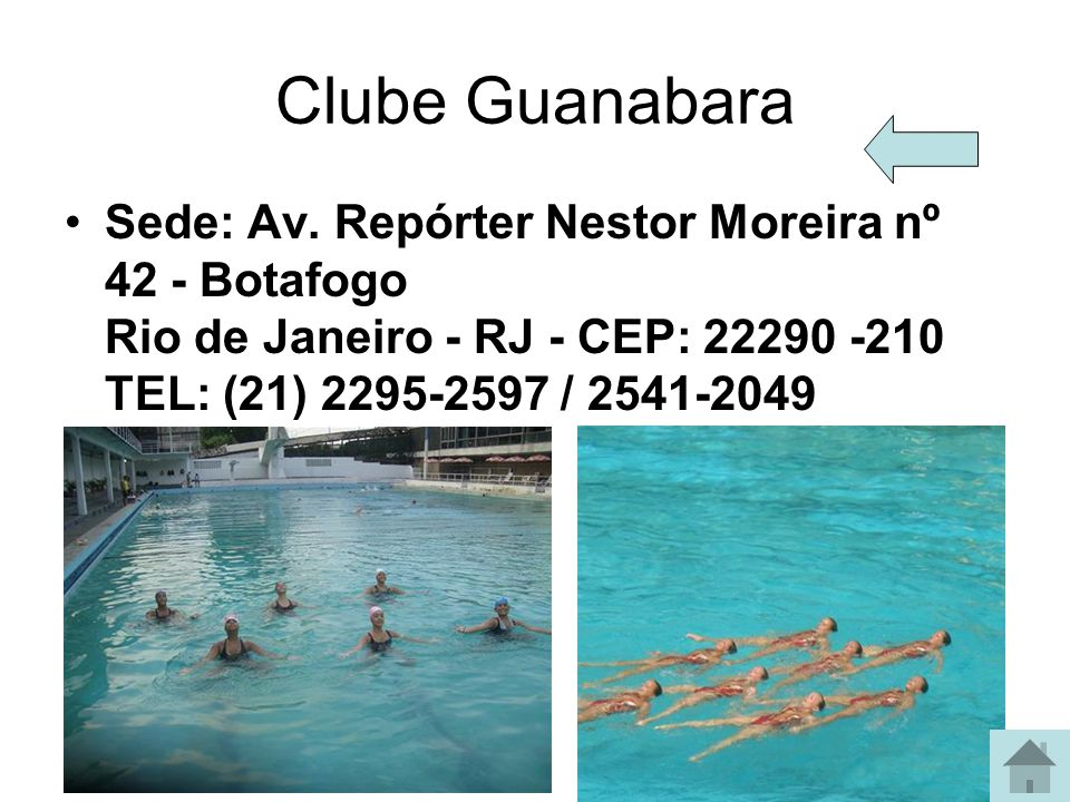 Clube Guanabara Sede: Av.