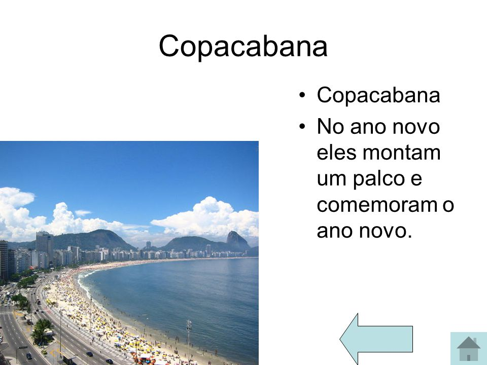 Copacabana Copacabana