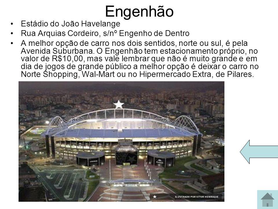 Engenhão Estádio do João Havelange