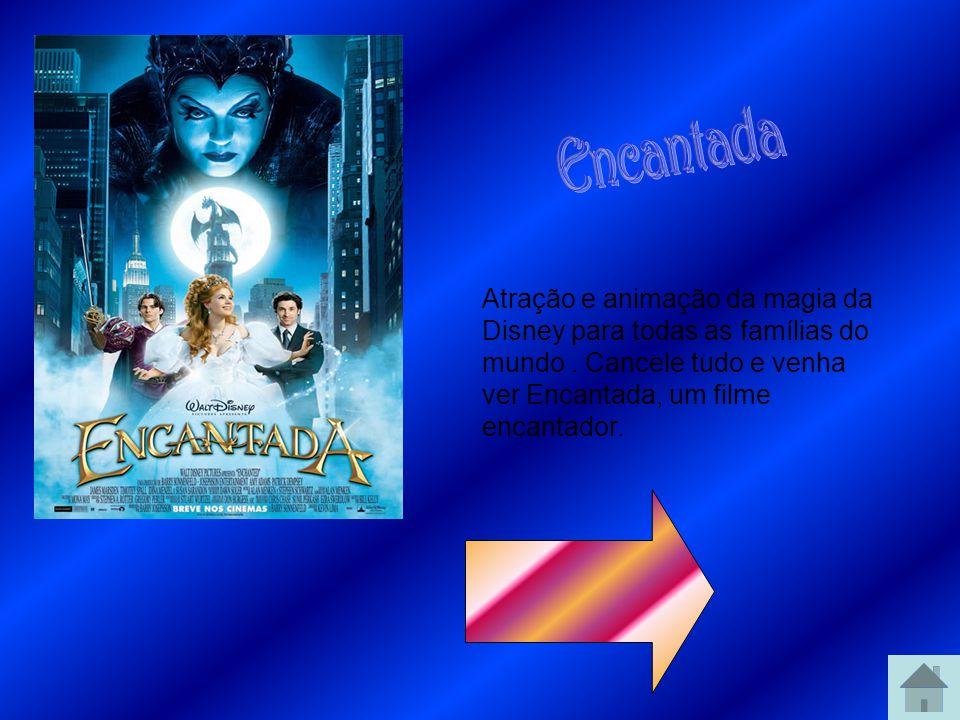 Encantada Atração e animação da magia da Disney para todas as famílias do mundo .