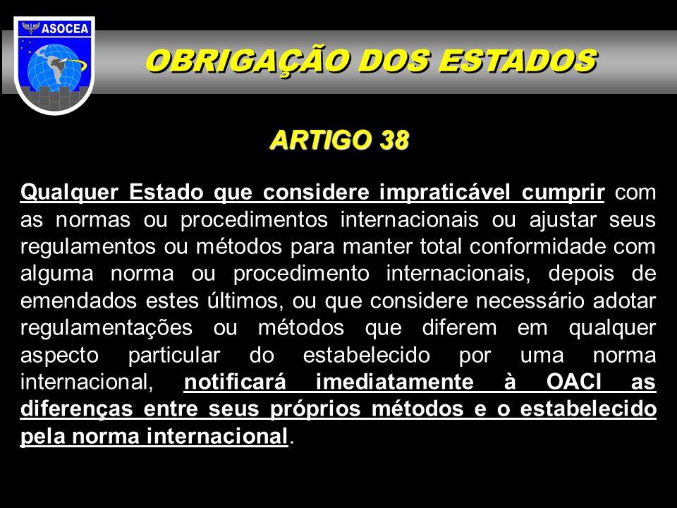 OBRIGAÇÃO DOS ESTADOS ARTIGO 38