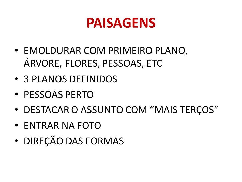 PAISAGENS EMOLDURAR COM PRIMEIRO PLANO, ÁRVORE, FLORES, PESSOAS, ETC