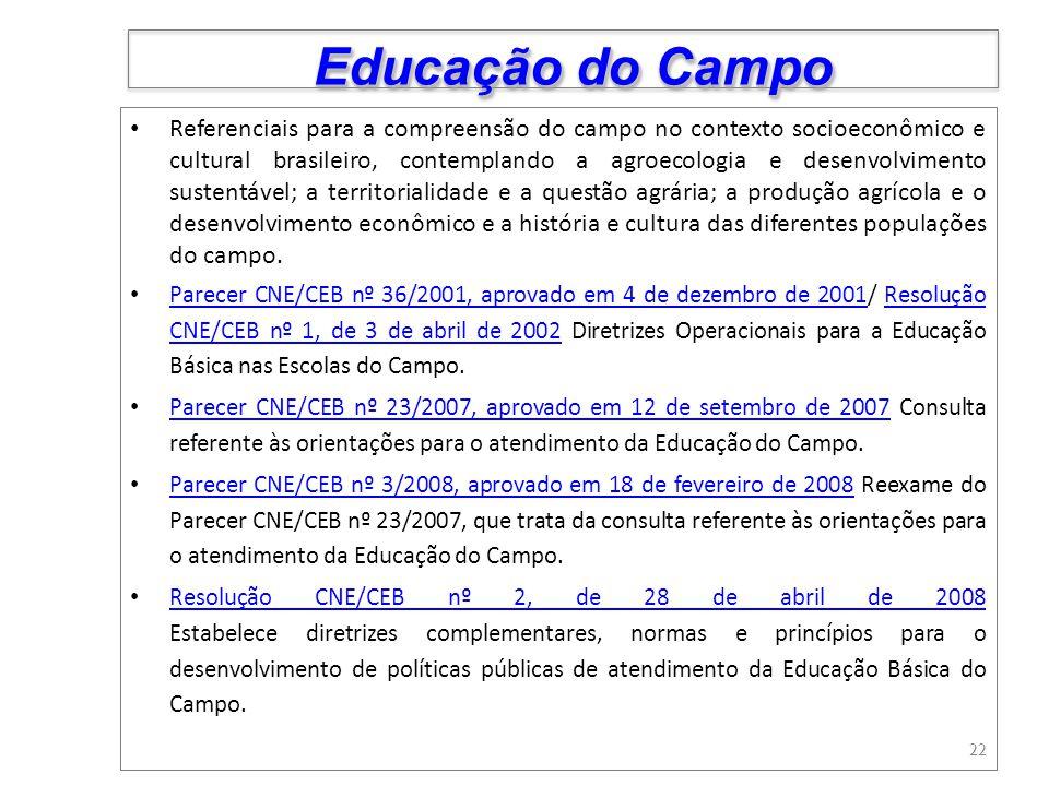 Educação do Campo