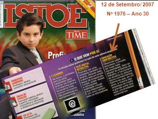12 de Setembro/ 2007 No 1976 – Ano 30