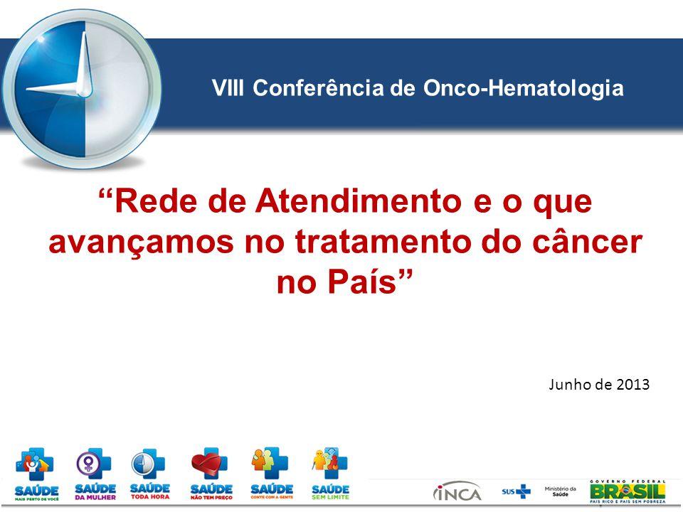 VIII Conferência de Onco-Hematologia