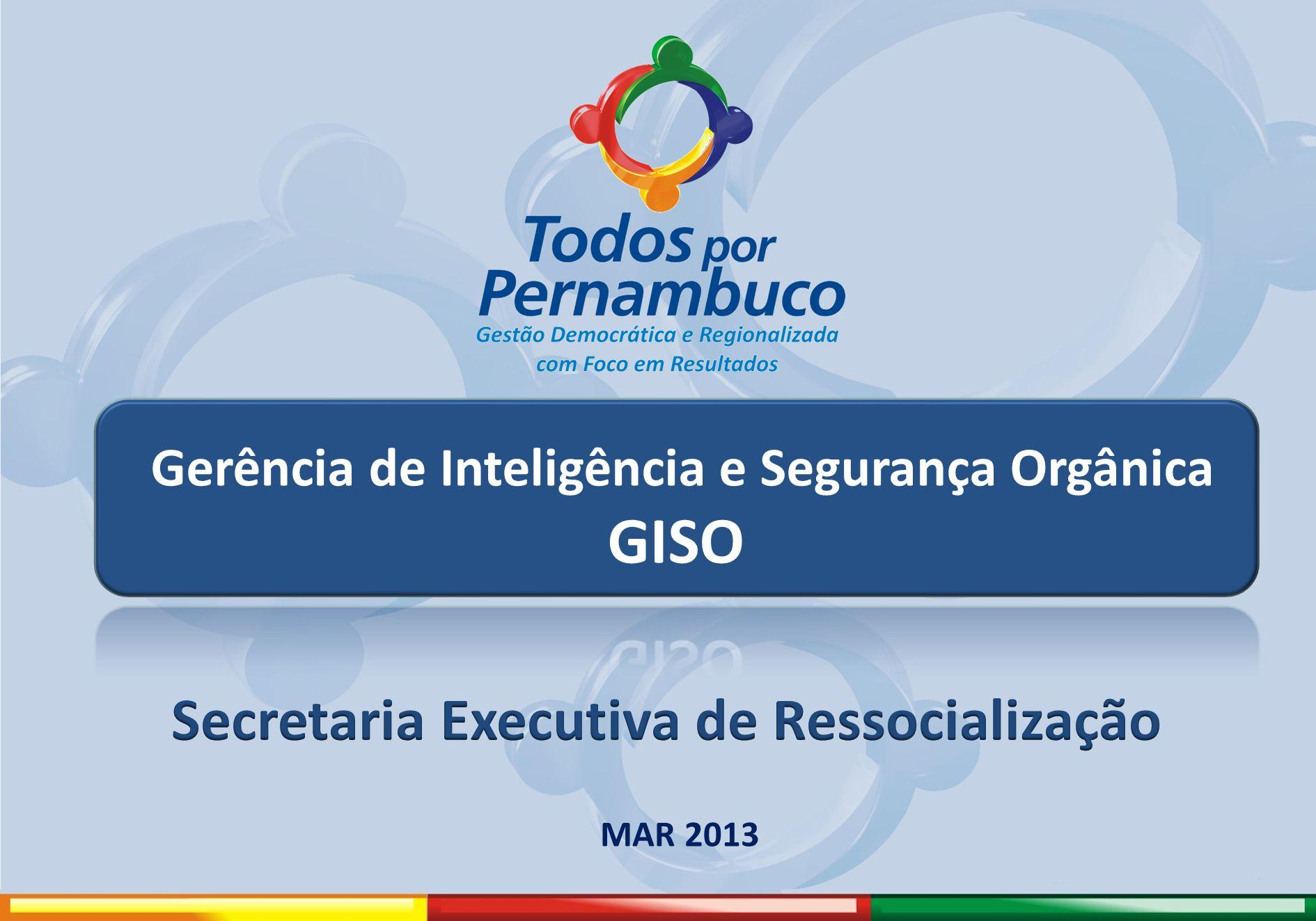 Secretaria Executiva de Ressocialização