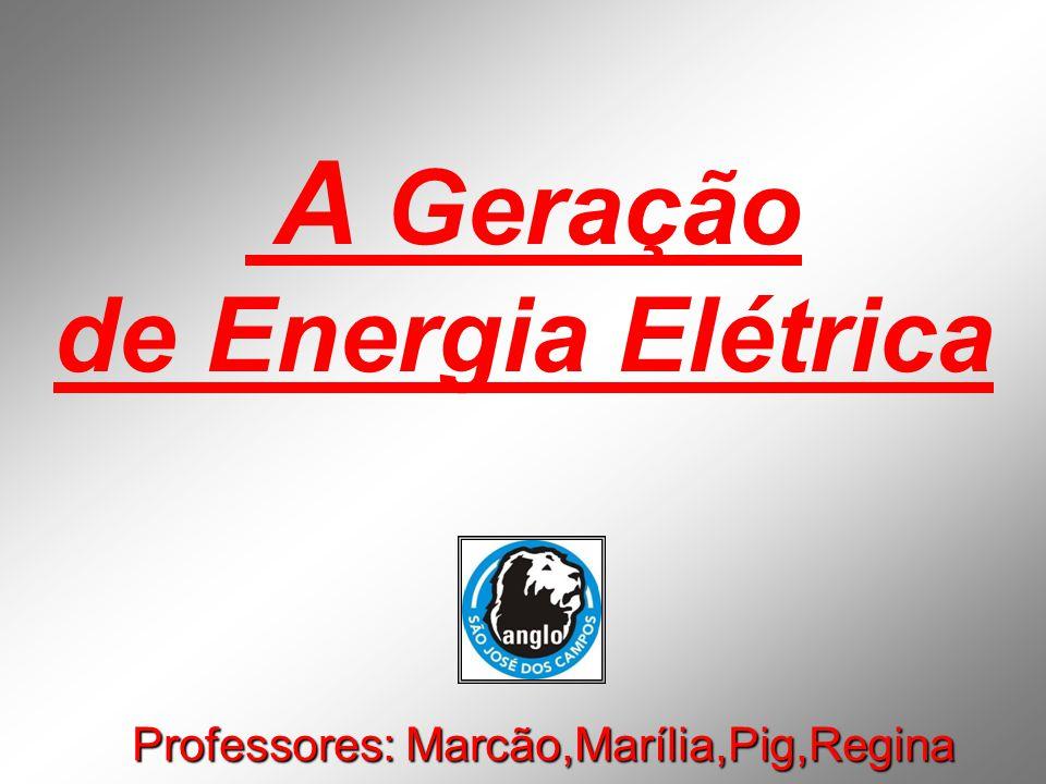 A Geração de Energia Elétrica