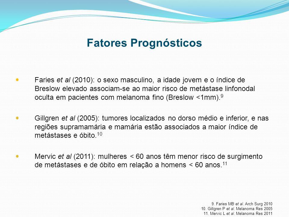 Fatores Prognósticos