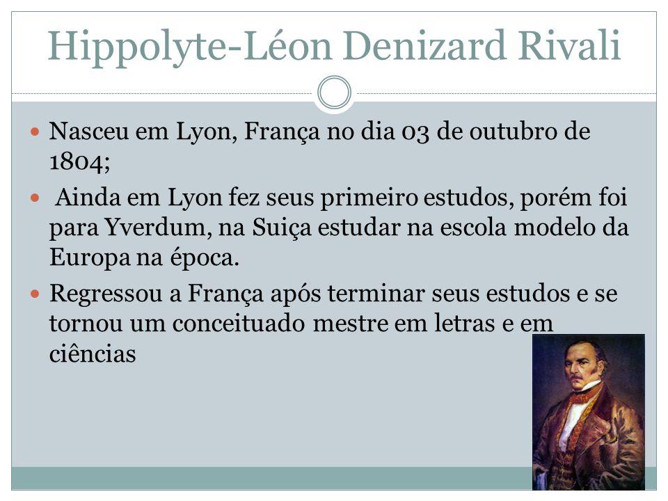 Hippolyte-Léon Denizard Rivali