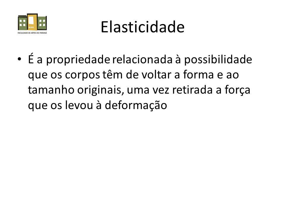 Elasticidade