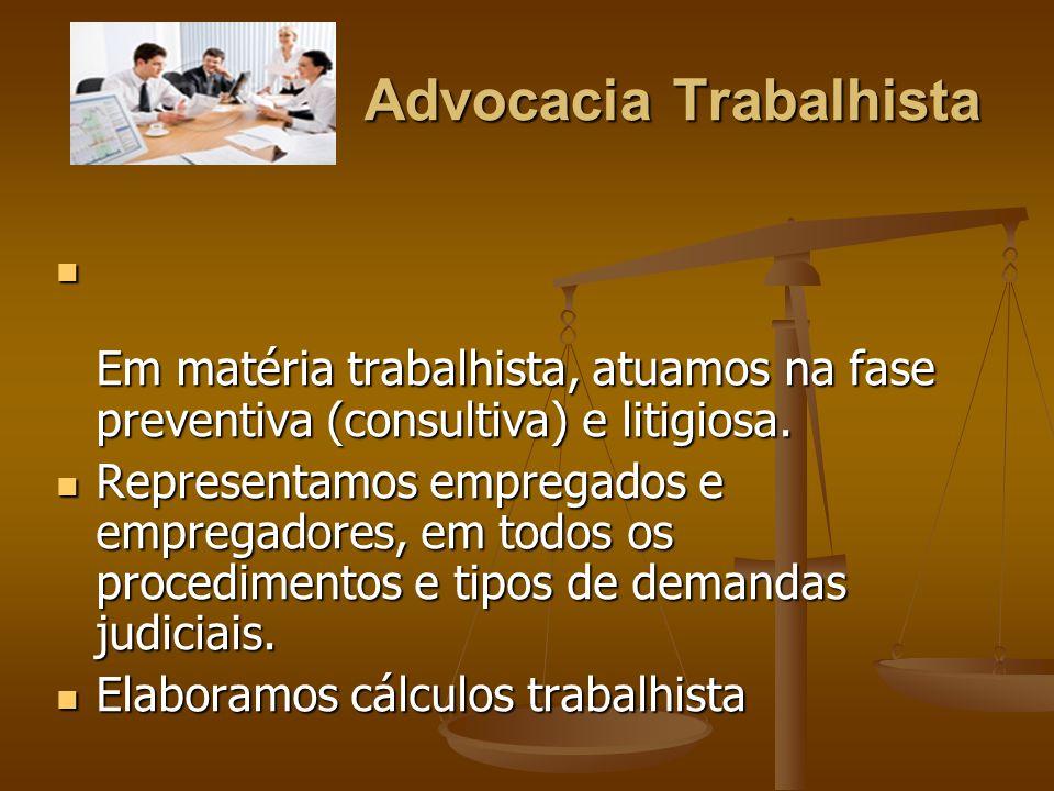 Advocacia Trabalhista