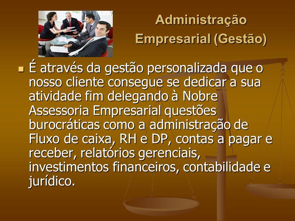 Administração Empresarial (Gestão)